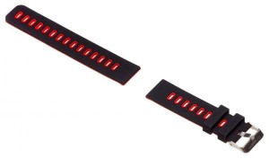 Belt for Garett Sport 7, black-red